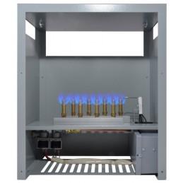 Generador CO2 4 quemadores SuperPro (Propano)