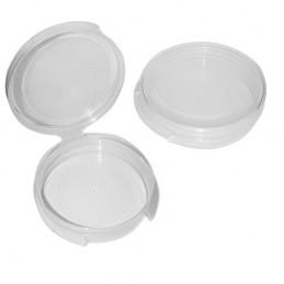 Caja envasado transpare (pastillero)