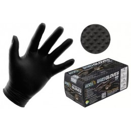 GUANTES NITRILO TEXTURADOS  (100 U) GROWER´S EDGE