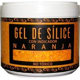Gel de Sílice Naranja 400 gr. THC