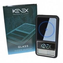 BASCULA GLASS (0,01-100 G) KENEX