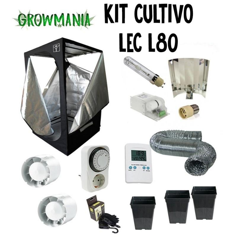 Kit Cultivo LEC 80