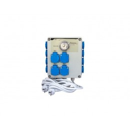 Timer Box II (12 X 600 W) Trifasico GSE