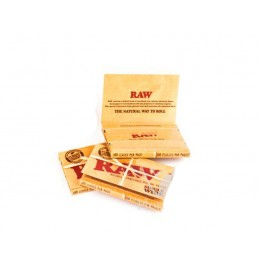 Papel King Size Raw