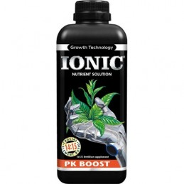 PK Boost Ionic Growth Technology