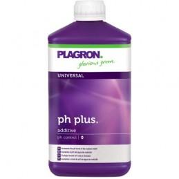 Ph + (25 %) Plagron