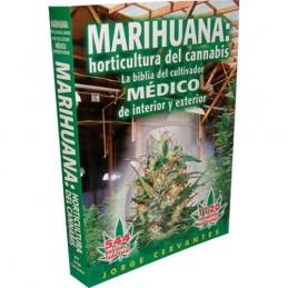 Libro (español) Marihuana: Horticultura del Cannabis