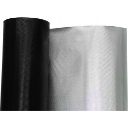 Plastico Reflectante Diamond/Negro 100 m
