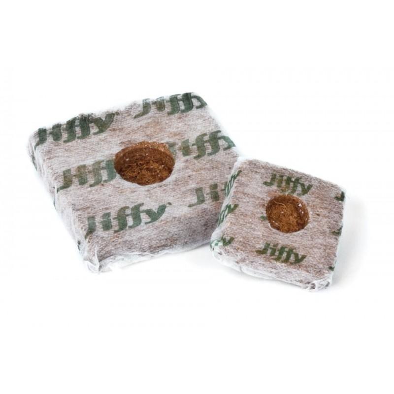 JIFFY COCO BLOCK (100 X 100 MM ) 1 U