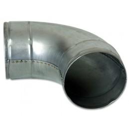Codo Curvo Metal 90º