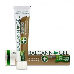 BALCANN GEL OAK BARK 75 ML