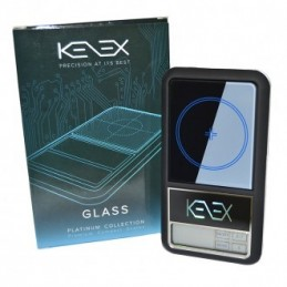BASCULA GLASS (0,01-100 G) KENEX