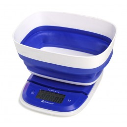 BASCULA ON BALANCE FOLD-A-BOWL KITCHEN SCALE