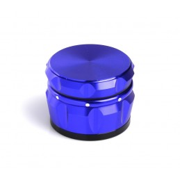 GRINDER CARVING AZUL 4 PARTES (55 MM)