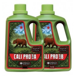 CALI PRO BLOOM A+B PROF 2 PART EMERALD HARVEST