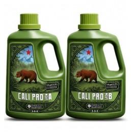 CALI PRO GROW A+B PROF 2 PART EMERALD HARVEST