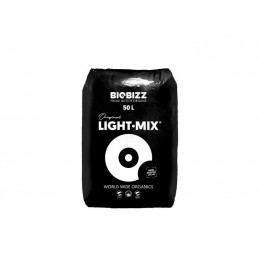 SUSTRATO LIGHT-MIX 50 L BIOBIZZ